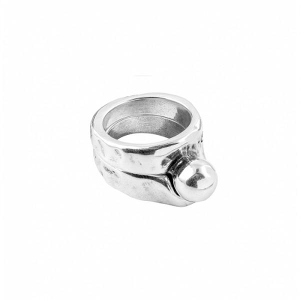 Anillo Ciclón Bague Ring 005251-00-2 W17E3