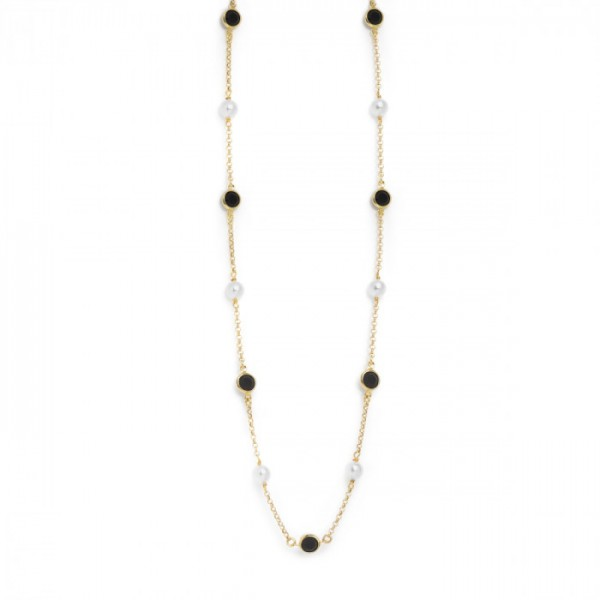 Collar Victoria Cruz Manacor A3641-16DG