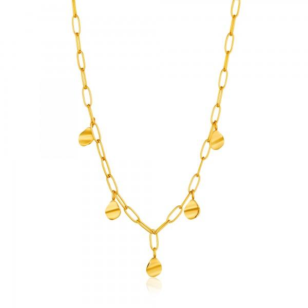 Collar Ania Haie Crush Drop N017-02G