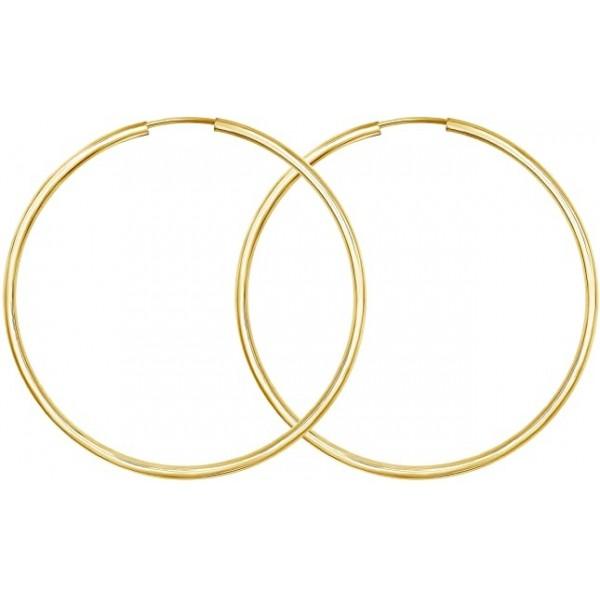 Pendientes Oro 18k Aro AUCRR00074/40