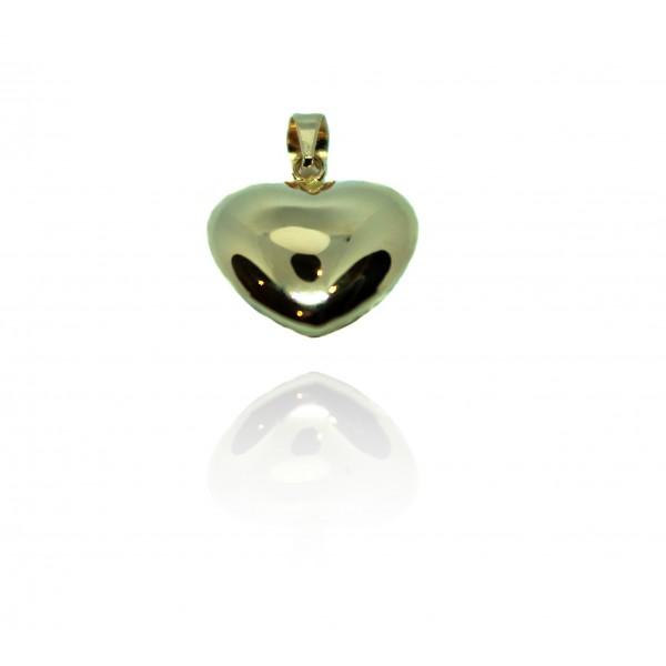 Colgante Oro 18k Corazón