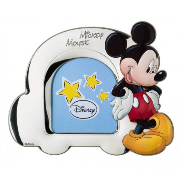 Portafotos Mickey Mouse Coche D221/3XLC