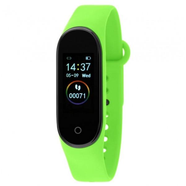 Smartband Nowley Verde 21-2025-0-4