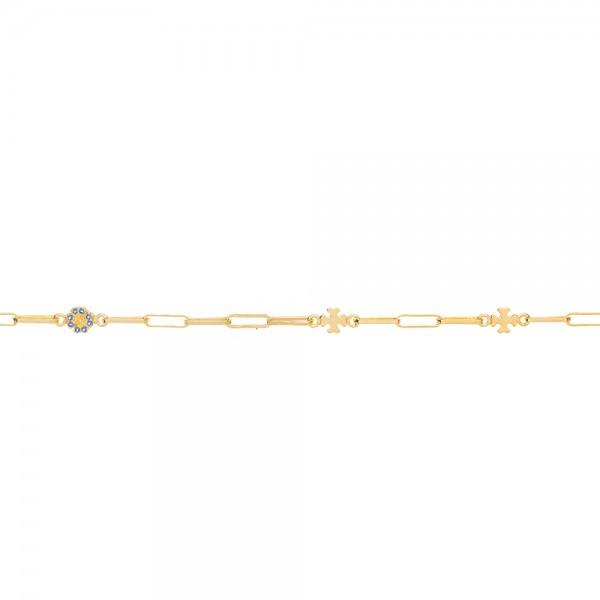 Pulsera Style Aristos Plata 02100835