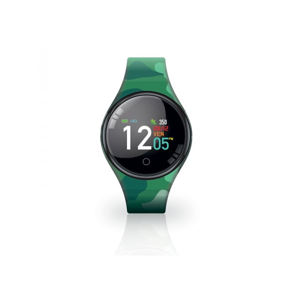 Techmade Freetime Camouflage Green