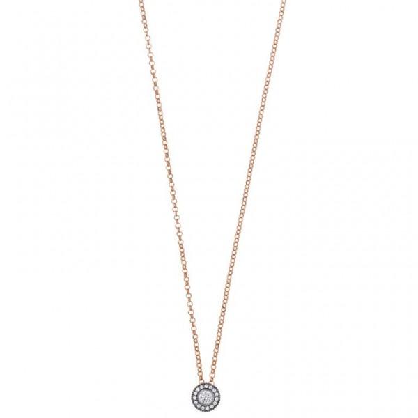 Collar Salvatore Plata de Ley 136C0262