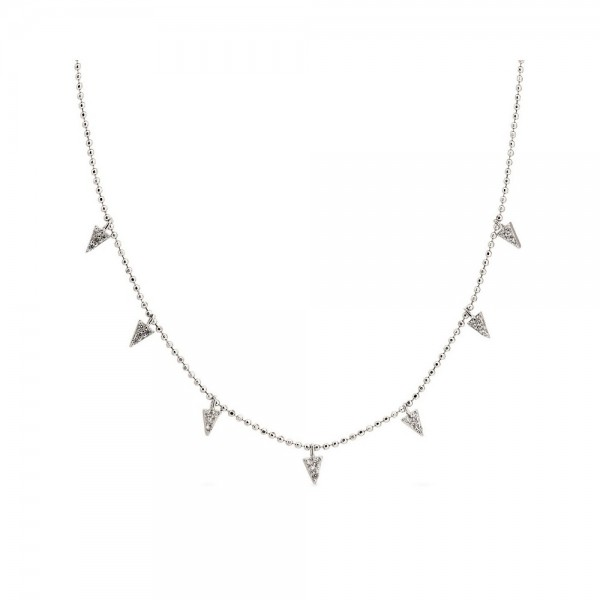 Collar Luxenter Plata NH2060000
