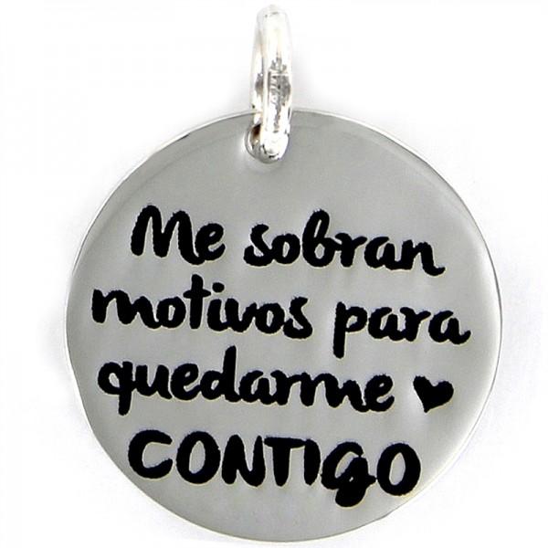 Colgante PromoJoya Plata My Life 9099752