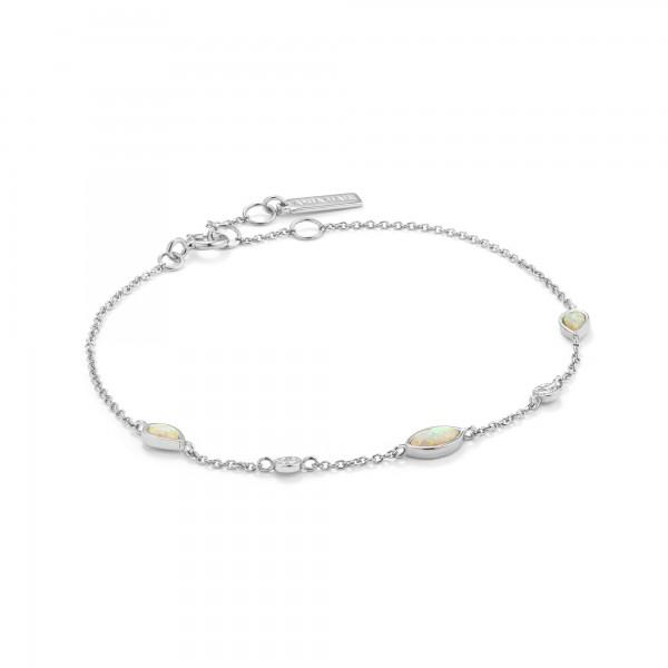 Pulsera Ania Haie Opal Colour Silver B014-02H