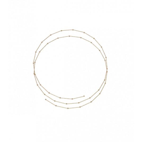 Collar Oro 18k MagicWire Pianeti 64-b3f-g-01