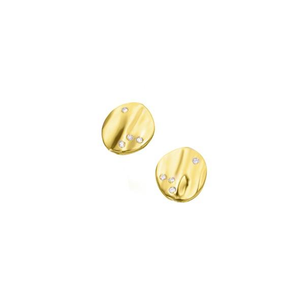 Pendientes Lecarré Oro 18k Diamantes GB091OA.00