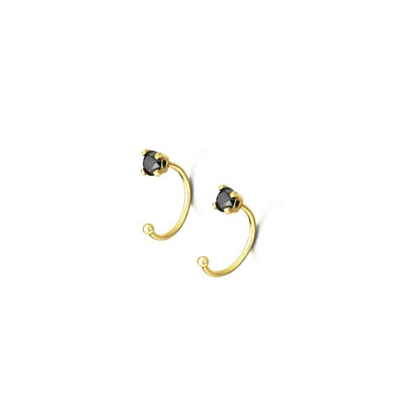 Pendientes Lecarré Oro 18k Ear Cuffs GB019NE.00