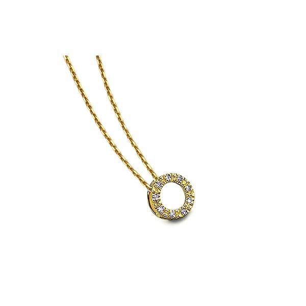 Gargantilla Lecarré Oro 18k Diamantes  GD026OA.00